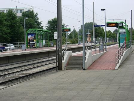 Stadtbahn Hannover B Nord
