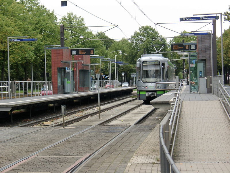 Stadtbahn Hannover C Ost