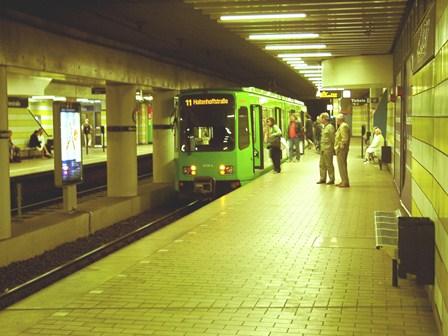 Stadtbahn Hannover C Tunnel